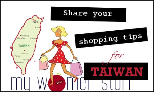 shopping taiwan Ask & Answer: What are must buy items from Taiwan?