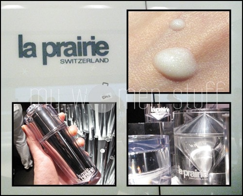 laprairie platinum2 La Prairie Platinum Rare Serum and Platinum Cream   A luxurious affair