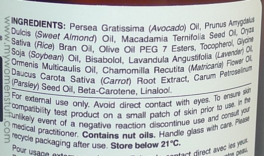 aesop parsley cleansing oil3 The Aesop Parsley Seed Facial Cleansing Oil has a moral to this fable