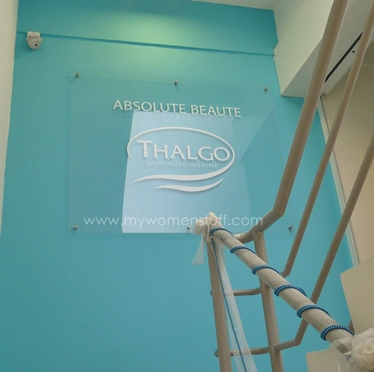absolute beaute thalgo Salon Spy: Absolute Beaute Thalgo Facial at Sunway Giza Mall
