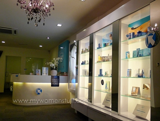 absolute beaute thalgo2 Salon Spy: Absolute Beaute Thalgo Facial at Sunway Giza Mall