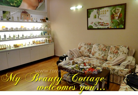 beauty cottage Salon Visit: An Organic Skincare Facial at My Beauty Cottage SohoKL Solaris Mont Kiara, Kuala Lumpur