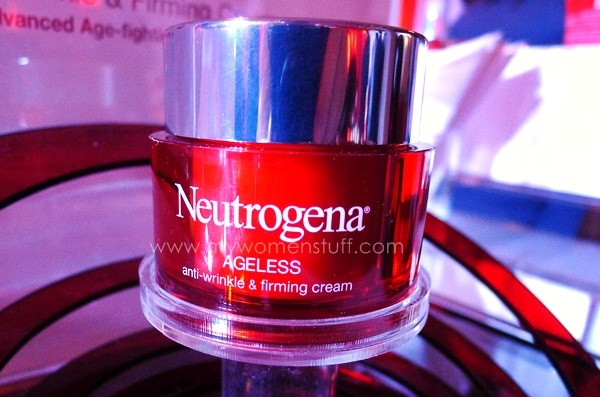 neutrogena ageless2 New! Neutrogena Ageless Anti Wrinkle and Firming Skincare