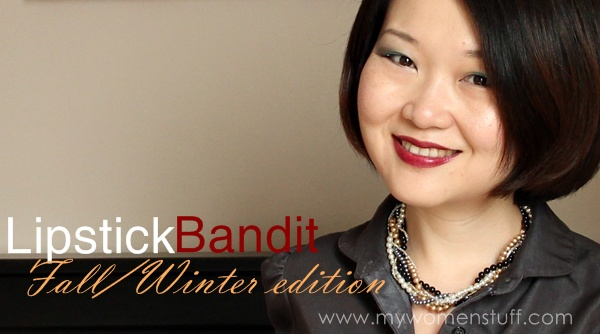 guerlain nuit damour Lipstick Bandit Fall/Winter Edition: Guerlain Nuit dAmour Rouge Automatique