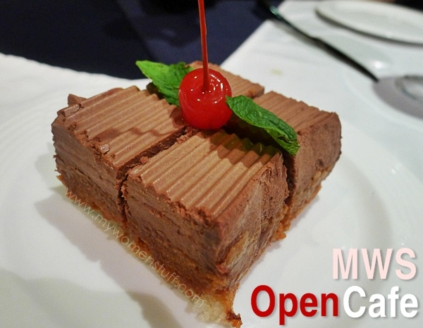 mws cafe MWS Open Cafe Vol. 6 : Food glorious food!