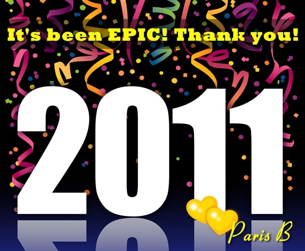 23111 Thank you for an EPIC 2011 : A year in Review
