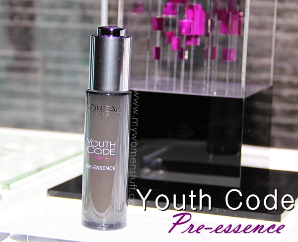 loreal youth code preessence LOreal Youth Code Pre Essence : The Review to tell you if it unlocks the code of youth