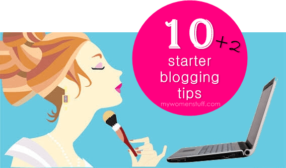 beauty blogging 2 Simple Blogging Tips: So you want to be a beauty blogger? Heres 10 + 2 Tips to get you started