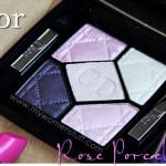dior rose porcelain5 150x150 Get a Royal New Look with Dior Royal Kaki 454 Eyeshadow palette : My favourite of the New Look palettes!