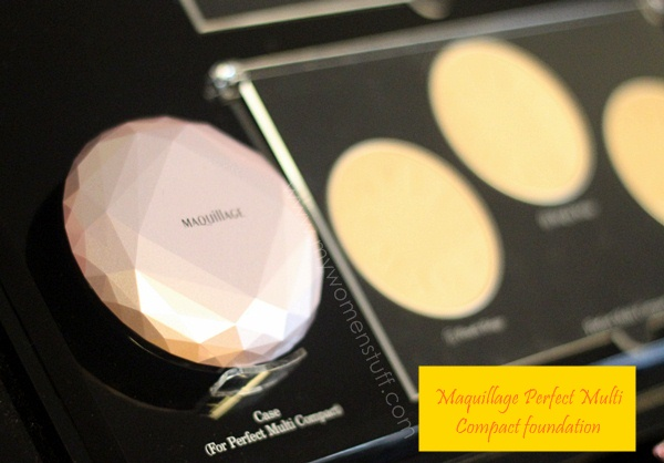 maquillage 2012 4 New! Shiseido Maquillage Spring/Summer 2012 (Ooh! A new lipstick!)