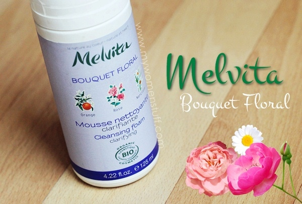 melvita foaming cleanser Wake Up To A Floral Bouquet With the Melvita Bouquet Floral Clarifying Foam Face Wash