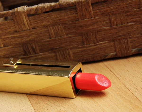 guerlain shine pamplelune2 Lipstick Bandits: Bright Summer Lips to Rival the Bright Summer Sun