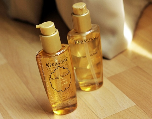 kerastase limited ed New! Kerastase Elixir Ultime Hair Oil x Yazbukey Limited Edition Packaging