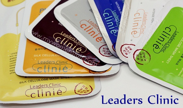 leaders clinic mask2 Leaders Clinic Clinie (Beauty Clinic Mediheal) Face Masks : Sometimes you just want to wear a mask