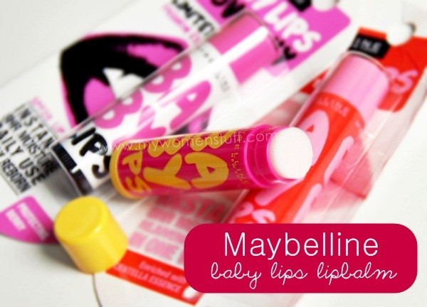 maybelline baby lips nyfashion New! Maybelline Baby Lips NY Fashion Edition (Limited Edition) and new flavours: Mango Pie and Cherry Velvet