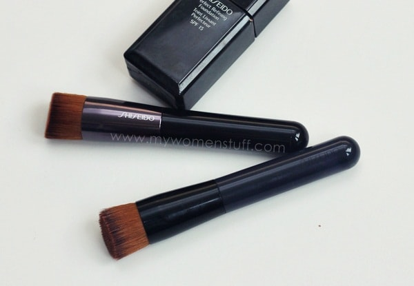 shiseido perfect foundation brush5 2012 Has Been Another Memorable Year : Thank you, this is for you!