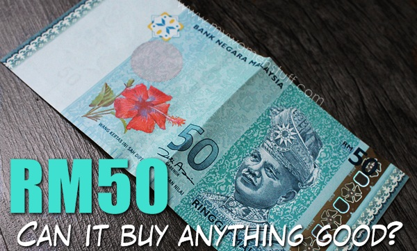 budget buy rm50 Budget Beauty: 10 Things I love that cost under RM50