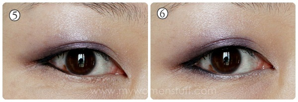 el smokey eye2 The 5 minute Smokey Eye Tutorial : A tip from Estee Lauder Makeup Artists