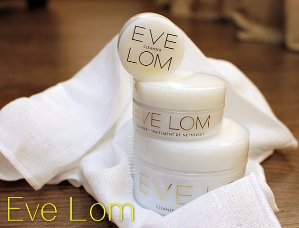 eve lom cleanser No really, is the Eve Lom Cleanser The best cleanser in the world as Vogue claims?