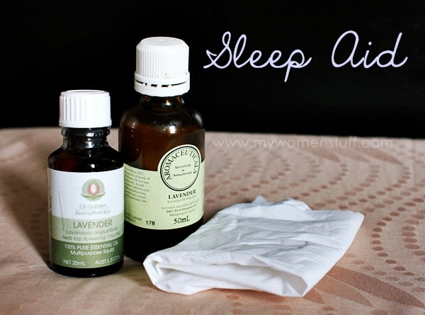 lavender oil Tip: Having trouble sleeping? 2 drops of pure lavender oil may help!