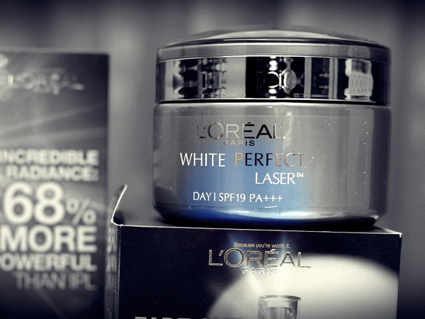 loreal white perfect laser3 New! LOreal White Perfect Laser Essence and Day Cream   As effective as IPL or laser?