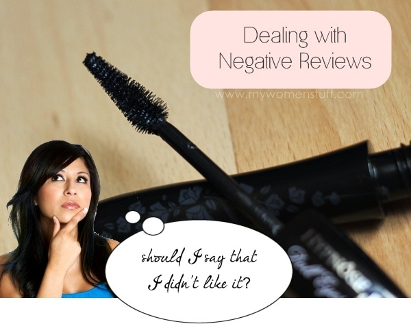 negative reviews Simple Blogging Tips: Do you only write positive reviews? Does writing negative reviews make your blog more credible?