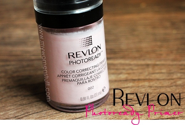 revlon photoready primer Affordably priced gem! The Revlon Photoready Primer will leave you primed and photo ready