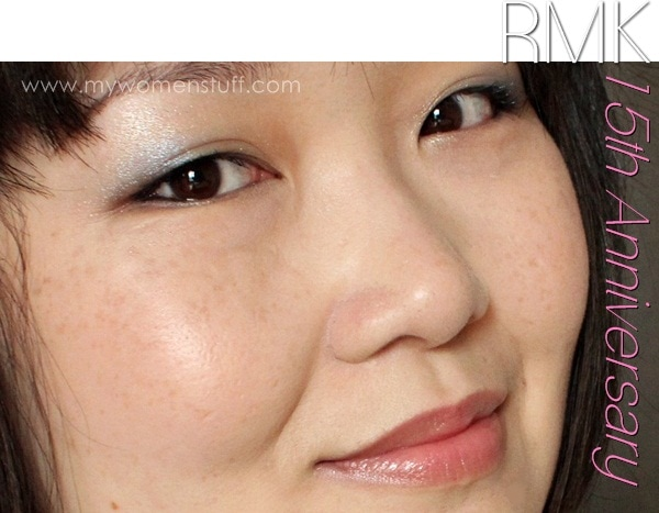 rmk anniversary eye lip2 Continuing the RMK 15th Anniversary celebrations with the Eye Palette (Gray 02) and Lip Palette