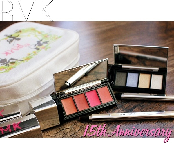 rmk anniversary eye lip6 Continuing the RMK 15th Anniversary celebrations with the Eye Palette (Gray 02) and Lip Palette
