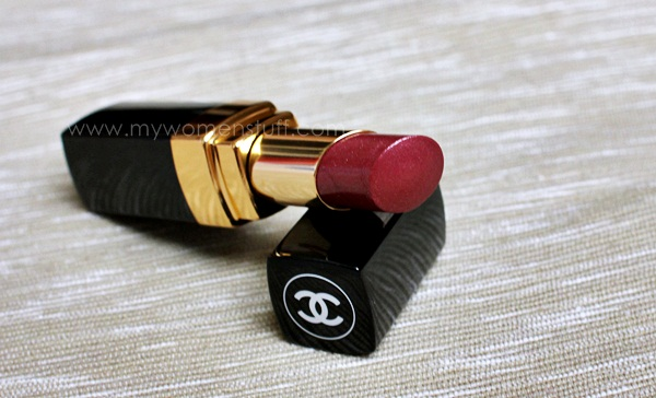 chanel elise3 Lipstick Bandits : I Sheer ly would have no problem finding a sheer lipstick to share!
