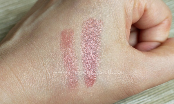 chanel elise4 Lipstick Bandits : I Sheer ly would have no problem finding a sheer lipstick to share!