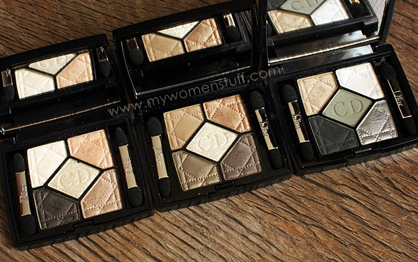 dior golden savannah7 The Dior Golden Savannah palette brings out the animal in you! (with Copper Brown Serum for good effect)