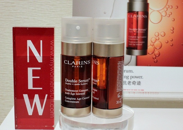 clarins double serum New! Clarins Double Serum (Complete Age Control Concentrate) Anti Aging Serum