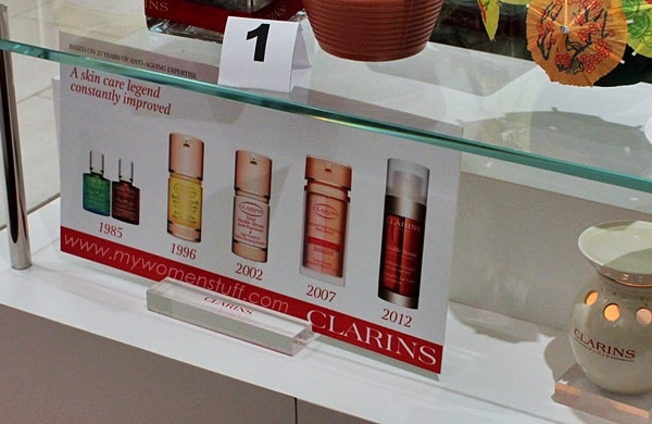 clarins double serum2 New! Clarins Double Serum (Complete Age Control Concentrate) Anti Aging Serum