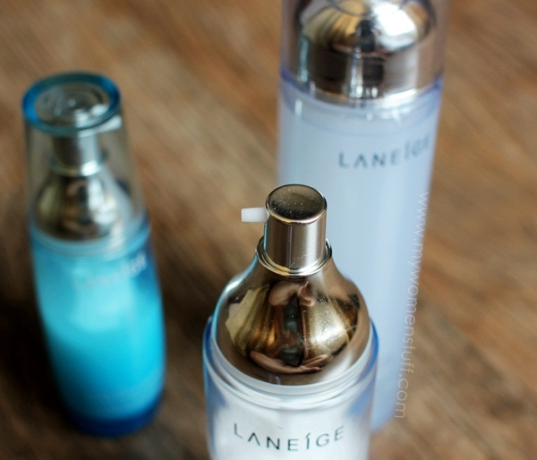 laneige water range2 Laneige Water Bank Skincare: Banking on water to moisten and hydrate skin