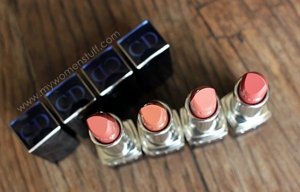 rouge dior nude5 2012 Has Been Another Memorable Year : Thank you, this is for you!