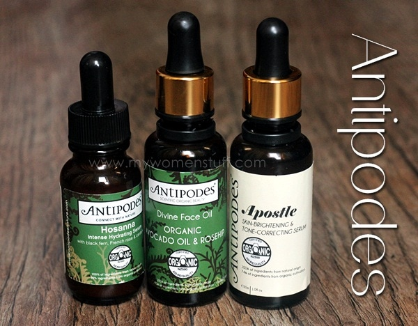 antipodes trio oils Sing Hosanna for fickle me may have found my divine match in Antipodes