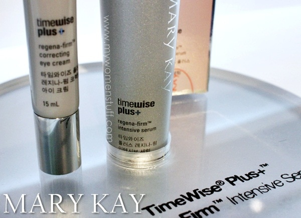 marykay timewiseplus New! Mary Kay Timewise Plus+ Regena Firm Intensive Serum and Correcting Eye Cream