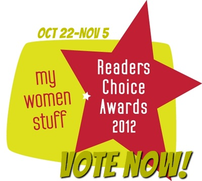 mws rca12vote Its time to VOTE in the MWS Readers Choice Awards 2012 (and maybe even win something!)