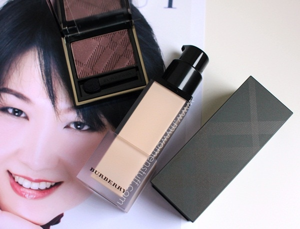 burberry aw124 New! Burberry Beauty Autumn/Winter Collection 2012 and Velvet Foundation