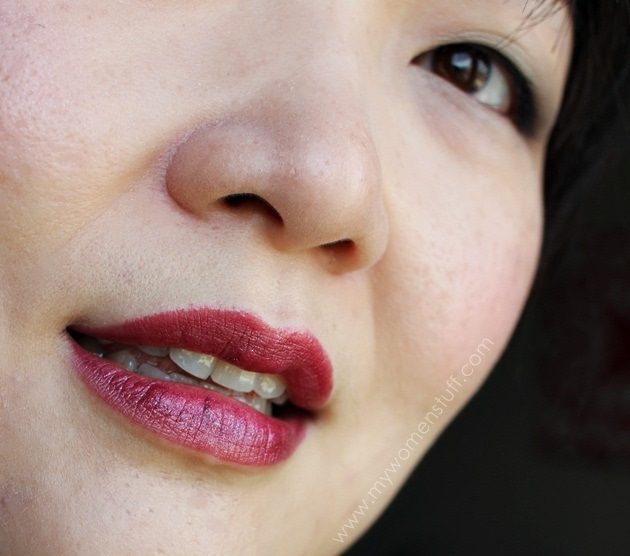 vamp lips2 Lipstick Bandits Vamp it up for the Fall Winter Season