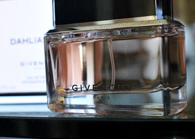 givenchy dahlia noir Givenchy Dahlia Noir: Go deep and mysterious with the Eau de Parfum or light and floral with the Eau de Toilette
