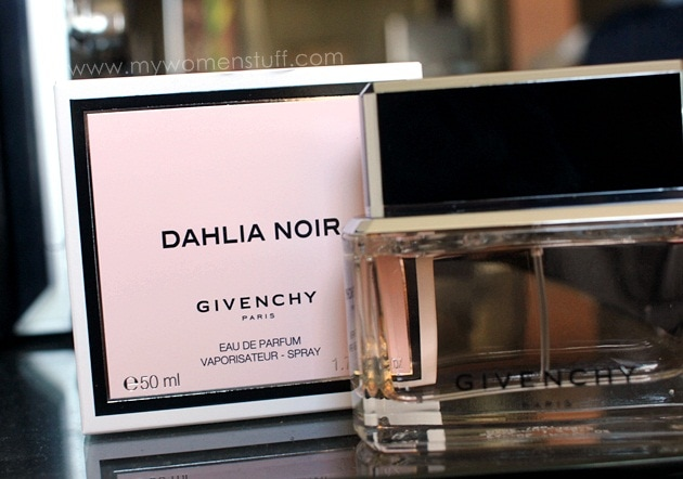 givenchy dahlia noir4 Givenchy Dahlia Noir: Go deep and mysterious with the Eau de Parfum or light and floral with the Eau de Toilette