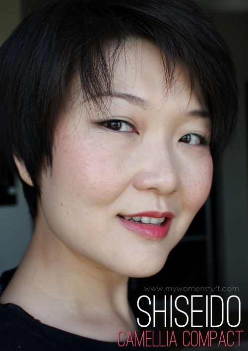 shiseido camelia compact51 Shiseido Camellia Compact : The only blush Ive ever contemplated getting a back up of
