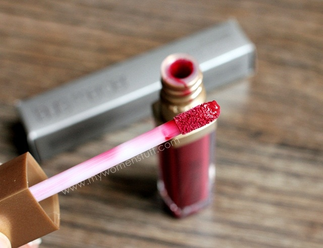 lm laque rouge3 Laura Mercier Laque Rouge: Something this good should be made permanent, Laura!