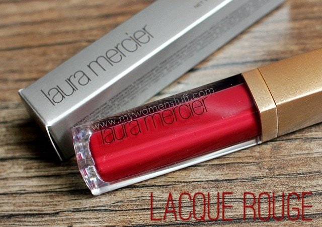 lm laque rouge4 Laura Mercier Laque Rouge: Something this good should be made permanent, Laura!