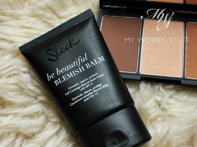 sleek bb cream3 Now, with the Sleek Blemish Balm (BB) Cream most skintones can Be Beautiful