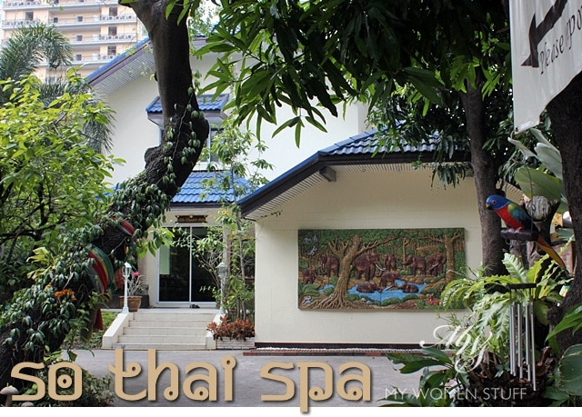 sothaispa Spa Visit: So Thai Spa in Bangkok   3 Hours of Affordable Luxury