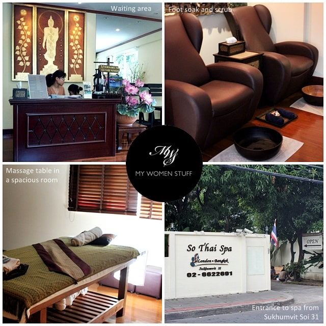 sothaispa2 Spa Visit: So Thai Spa in Bangkok   3 Hours of Affordable Luxury