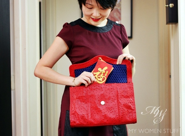 cny dress What I Wore Vol. 3 : A Touch of Red for Chinese New Year